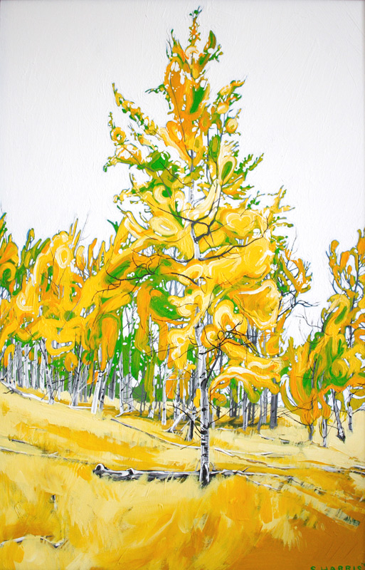 "Image of painting: ""Lundbom - Nine"""