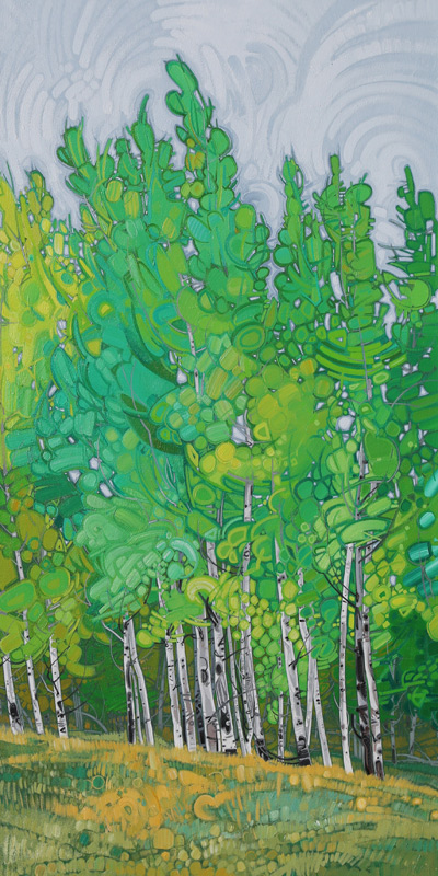 "Image of painting: ""Lundbom - Twenty One"""