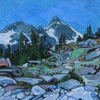 "Link to full size image of ""Cerise Creek - Three"""