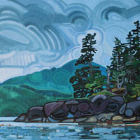 "Link to full size image of ""Haida Gwaii - Three"""