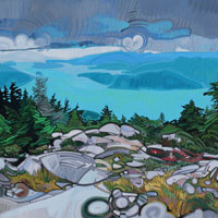 "Link to full size image of ""Howe Sound - One"""