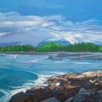 "Link to full size image of ""MacKenzie Beach - Eight"""