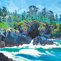 "Link to full size image of ""Nootka Island - Five"""