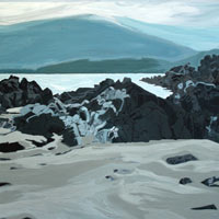 "Link to full size image of ""Rocky Beach"""